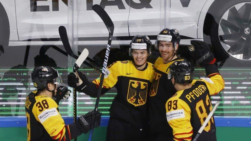 Германия на Чемпионате мира по хоккею 2021: результаты