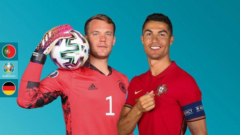 Португалия – Германия