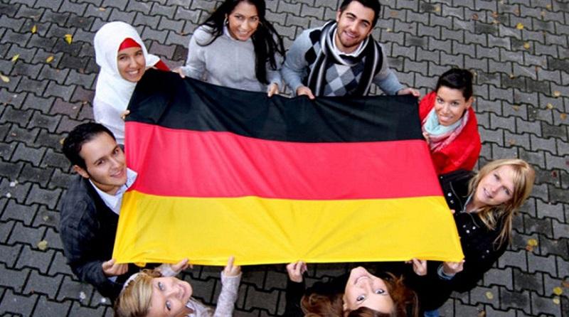 Население Германии